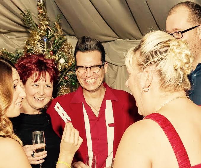 Christmas Party Magic